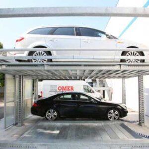 Hệ thống đỗ xe bán tự động StorePark